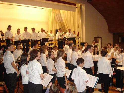 Pfaff Music Band, Pfaffenheim, Pays de Rouffach, Vignobles et châteaux, Haut-Rhin, Alsace