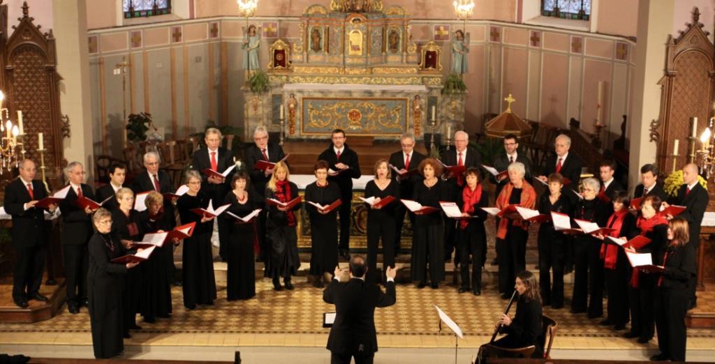 Ensemble Vocal Variations de Strasbourg