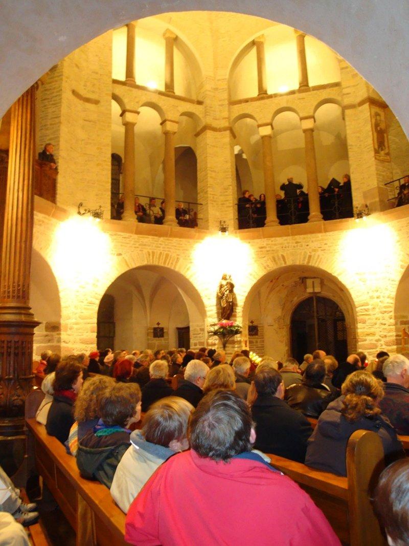 Commune d'Ottmarsheim - Point information