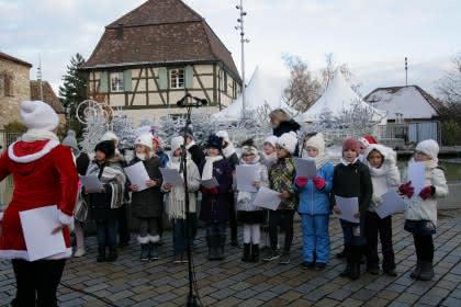 Commune ottmarsheim