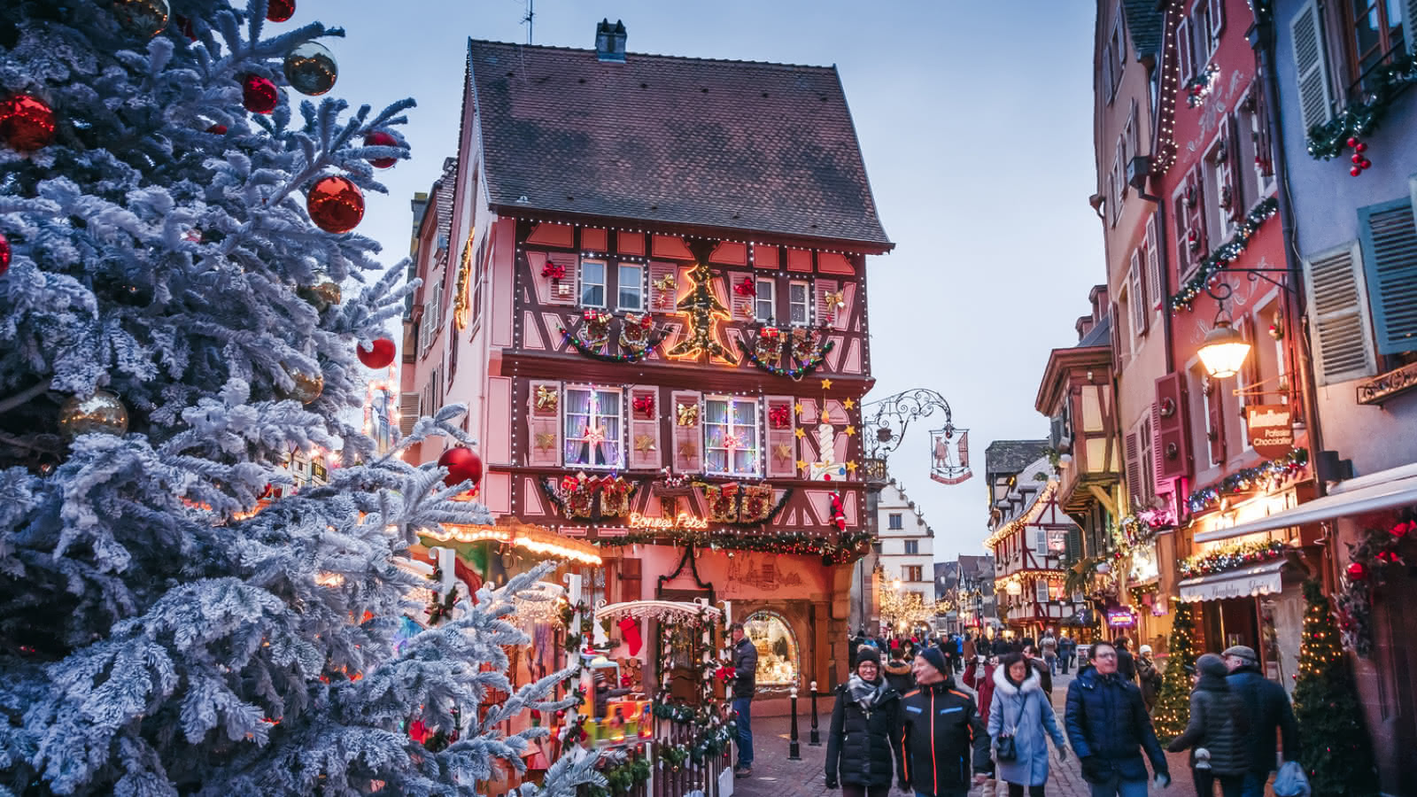 Colmar Christmas Market 2020 Colmar, the magic of Christmas | Christmas in Alsace