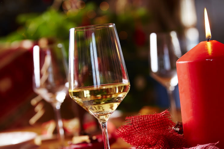 Vin Alsace - Noël