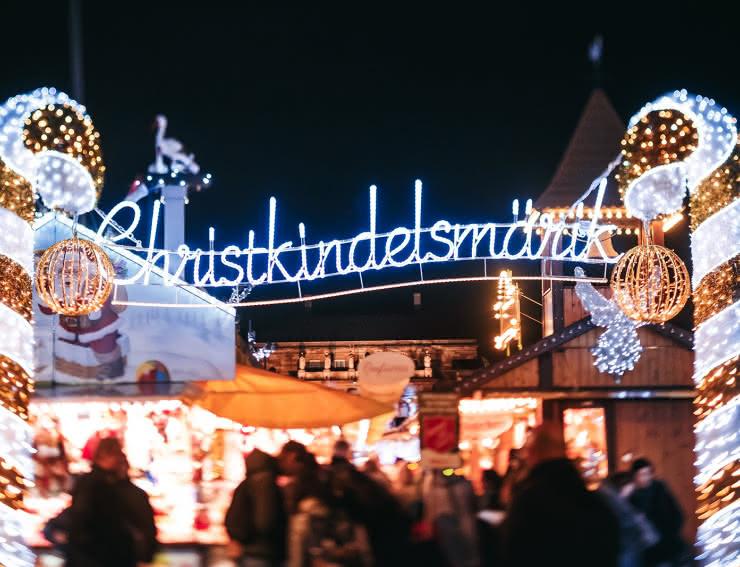 Christkindelsmärik - Strasbourg