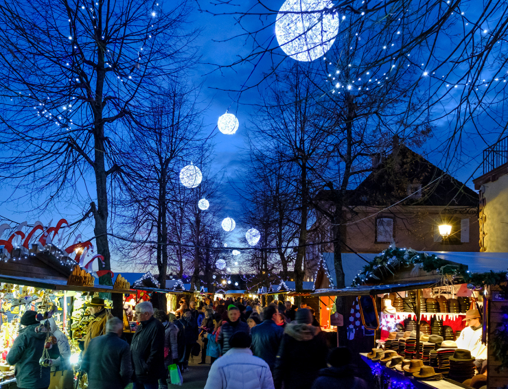 Marché de Noël Riquewihr