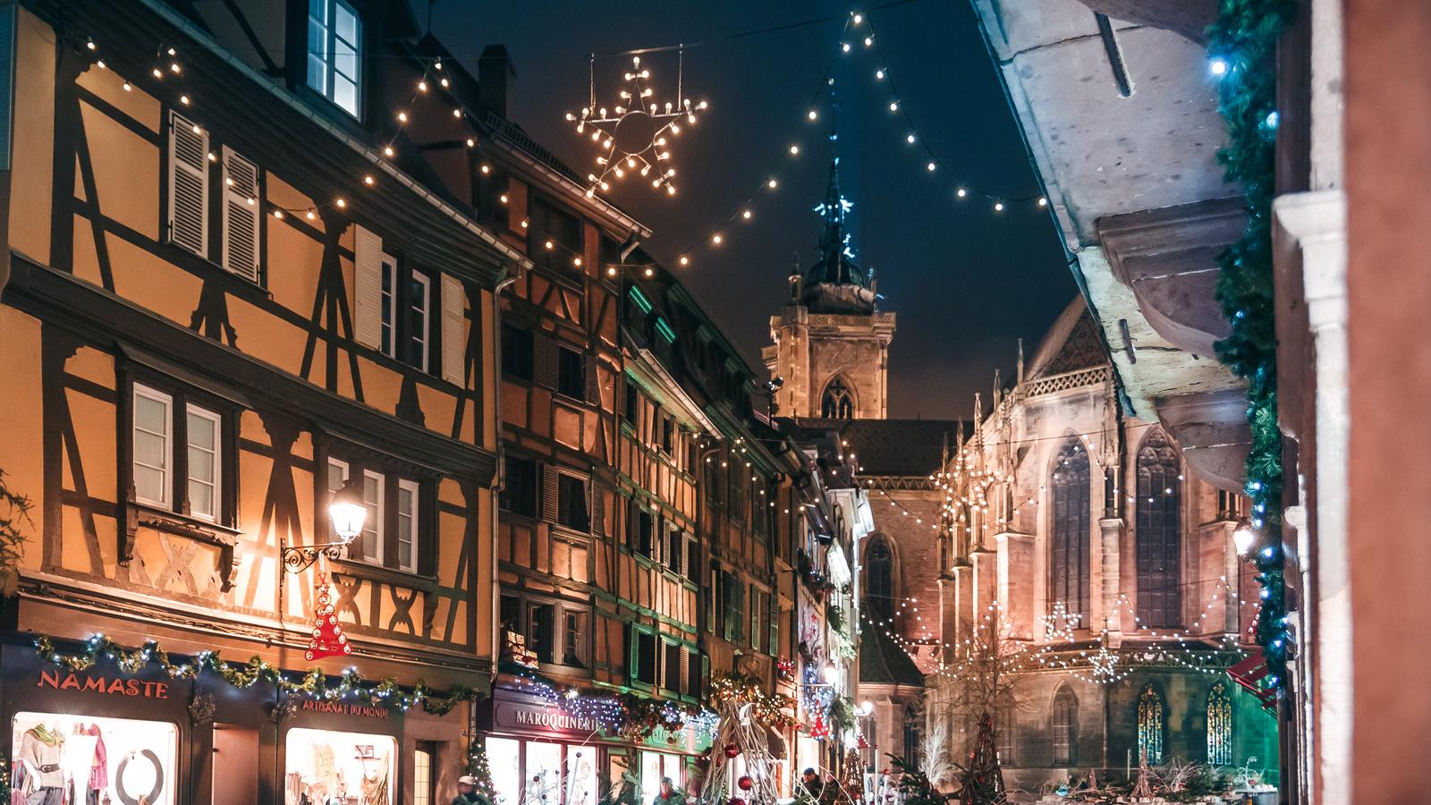Noël à Colmar