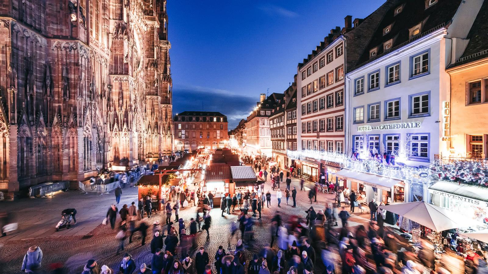 Noel Strasbourg Strasbourg, Capital of Christmas | Christmas in Alsace