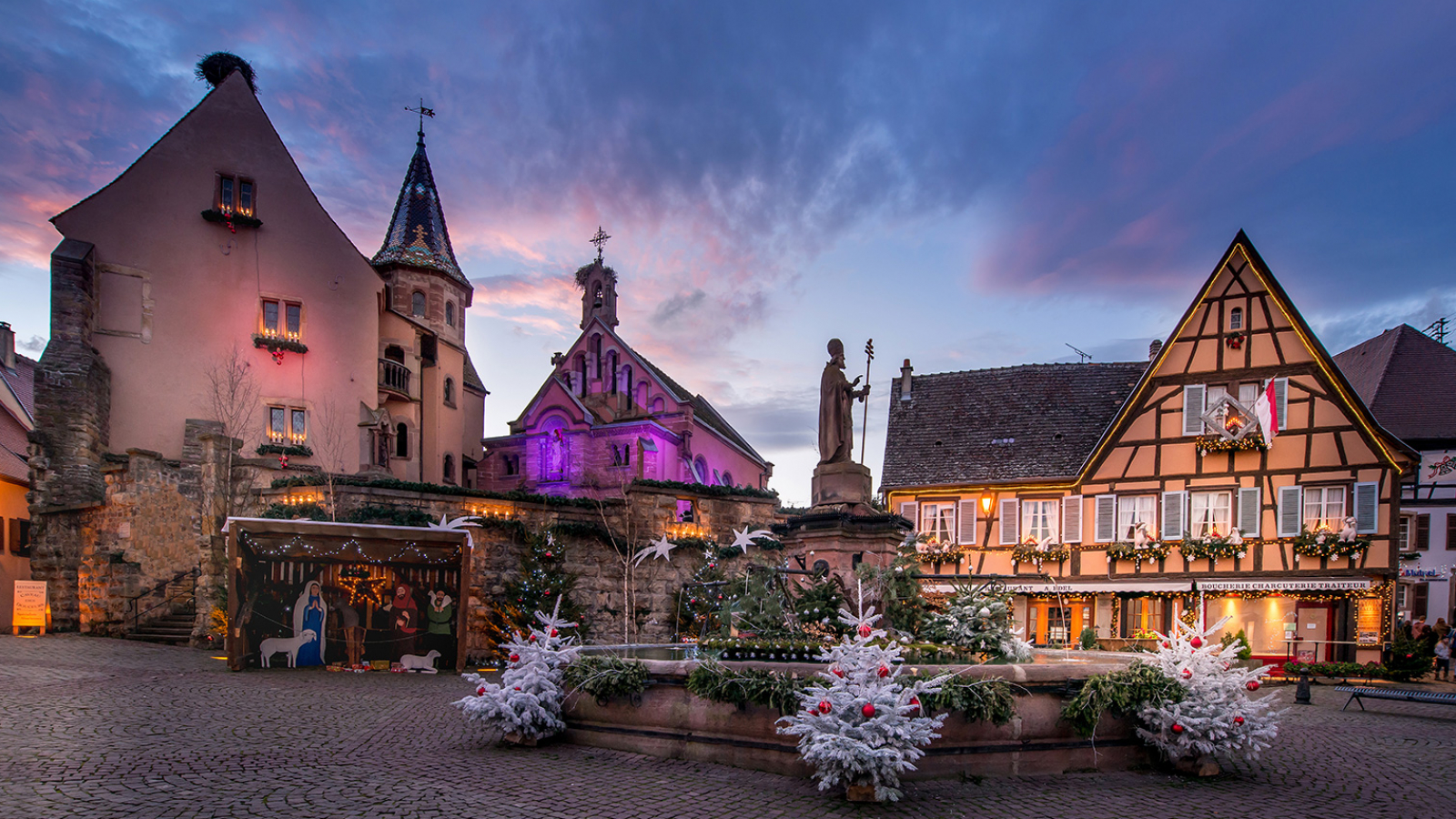 Noël Eguisheim