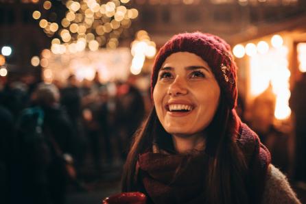 Emotion à Noël en Alsace
